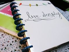 How I Use My Happy Planner by MAMBI - Poochie Baby See how I set up my planner and how I intend to use it. More Happy Planner posts and videos to come.