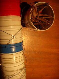 Today's Orffabet letter is P, for the shape of buckets and sticks when they are in storage in our guest teacher's classroom.   The followin...