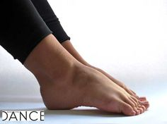 Strengthening and stretching your feet