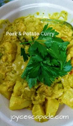Pork & Potato Curry