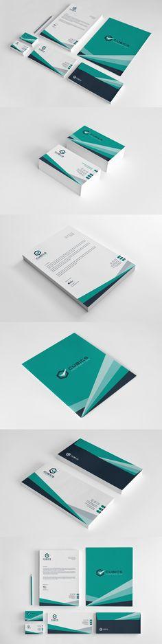 Corporate Identity / Stationery. Stationery Templates. $12.00