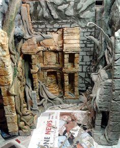 "Update: ""Jungle Ruins"" Vivarium build by Tanina"