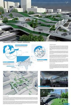 Winners of the 2009 Cleveland Design Competition: Lakefront Station