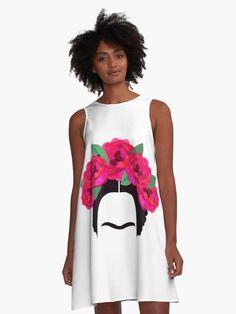 Frida Kahlo, artiste, femme, le féminisme, du Mexique, Artiste, Mexique, Portrait, Mexicain, femme, fleurs, féministe, Peintre, Féminisme, Beauté et coloré, minimaliste, Khalo, Kalo, Kahlo, Mexique • Also buy this artwork on apparel, stickers, phone cases et more.