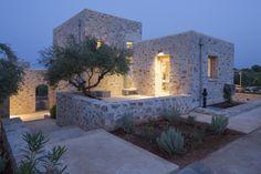 Grove Villa, Mani, Greece Sleeps 8 | The Modern House