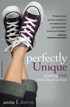 Perfectly Unique: Praising God from Head to Foot    (On Barnes & Noble!)