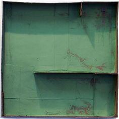 Carlos Bunga, Construcciónpictórica #3 / Pictorial construction #3 (2013)