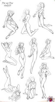 Pin up posing tips #boudoirphotography,