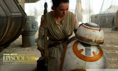 wallpaper+bb8 | Star Wars Episode VIII Rey and BB8 4K HD Desktop Wallpaper ...