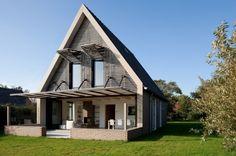 Vakantiehuis Terschelling - J.O.N.G. architecten