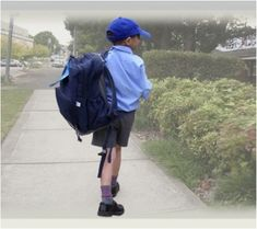 scoliosis and schoolbags