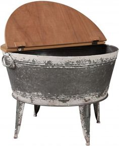Shellmond Two Tone Accent Cocktail Table