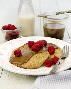 Living Candida-Free Single-Serve Pancakes via @reciperenovator