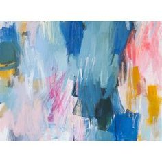 Original Abstract Painting by Brenna Giessen