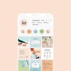 Graphic Design Brochure, Graphic Design Tips, Graphic Design Typography, Graphic Design Inspiration, Branding Design, Web Design, Instagram Feed Layout, Instagram Design, Social Media Branding