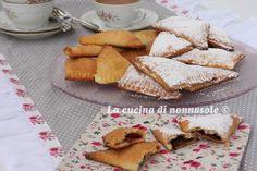 La cucina di Nonna Sole: Triangoli di ricotta