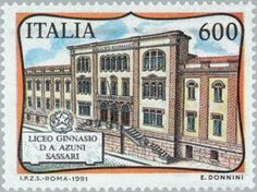 Schools and Universities- Sassari
