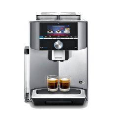 Ein absoluter TRAUM von einem Kaffeevollautomat: UNSERE Siemens EQ.9 connect s900 Kaffeevollautomat Test Rezension 2018