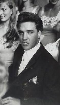 Elvis- my prom date :)