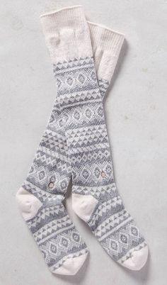 Snow Day Boot Socks