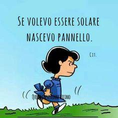 humor italiano - Risultati Yahoo Search Results della ricerca di immagini Feelings Words, Charlie Brown And Snoopy, Mood Quotes, Vignettes, Decir No, Quotations, Funny Quotes, Wisdom, Positivity