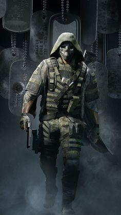 Tom Clancy's Ghost Recon Breakpoint, online game, soldier wallpaper - online games Tom Clancy's Ghost Recon, 2160x3840 Wallpaper, Wallpaper Marvel, Ultra Hd 4k Wallpaper, Hd Wallpapers For Mobile, Gaming Wallpapers, Ghost Soldiers, Small Soldiers, Soldier Tattoo