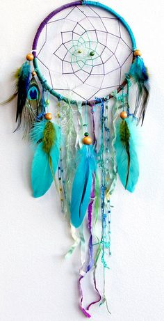 DIY Make Your Own Dream Catcher