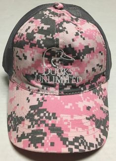 77677394d01 Ducks Unlimited Hat Memphis Tennessee Cap Hunting Habitat Conservation  Waterfowl  DucksUnlimited  BaseballCap  Everyday