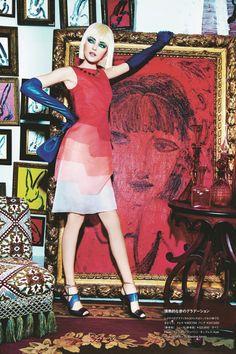 アートがテーマ 国内外のファッションページを特集 | Fashionsnap.com