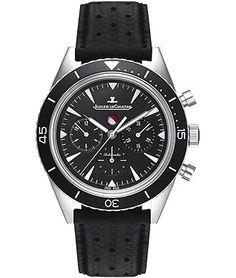 Jaeger LeCoultre Master Compressor Deep Sea Chronograph Mens Watch Q2068570