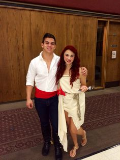Prince Eric and Ariel!!