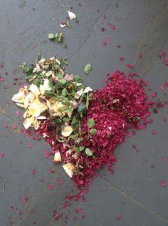 love flowers #heart
