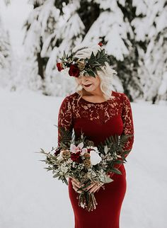 Romantic Valentine's Day Newlywed Photos - Inspired By This
