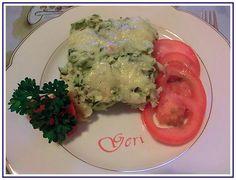 Lecker mit Geri: Herzhafter Zucchini-Kuchen Тиквички със козе сирене