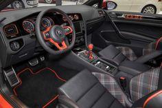 VW Golf GTI Wolfsburg Edition