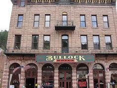 Bullock Hotel, Deadwood, SD