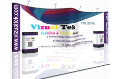 VTK20 Gull Wing Pop Up Display