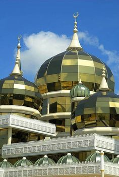 Crystal Mosque - Malaysia