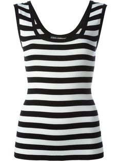 "703c4b91100241 Joie 100% Silk Stripe Tank Top Small Joie black and white stripe silk tank  top 1 chest pocket 16.5"" pit to pit 26"" length DD7-5231 J…"