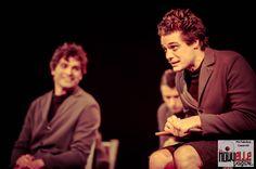 Flavio Giulio Andrea Gismondi e Federico Marignetti - Spring Awakening - Teatro Menotti a Milano