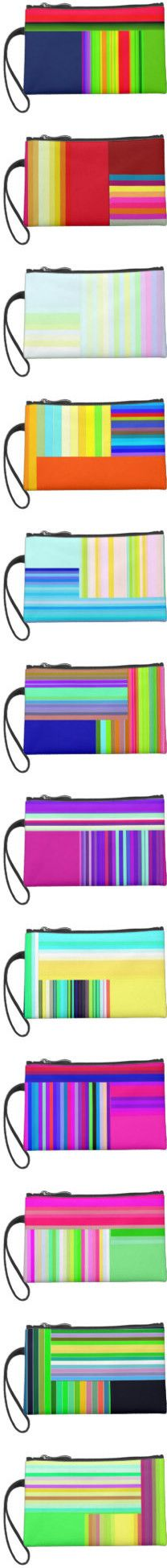 Re-Created Parquet Wristlets by Robert S. Lee by robertsleeart #Robert #S. #Lee #art #graphic #design #colors #bag #wristlet #purse #girls #women #style #fashion #accessory #for #her #gift #want #need #love #customizable