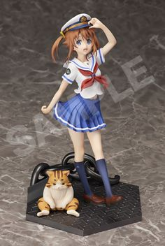 High School Fleet - Akeno Misaki 1/7 Scale Figure 1