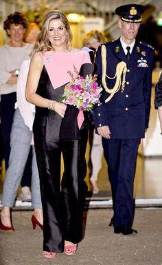 Europe's Royals — victorysp: 03/06/2017 Queen Máxima attendedd the...