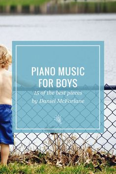 [Free Download] Grab this list of motivating #pianomusic pieces for beginner and intermediate teenage boys! {permalink} #pianoteaching #musiceducation #teachingboys