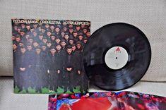 Yellow Magic Orchestra X∞Multiplies  LP VINYL RECORD DJ Synth EX- EX+ JAPANESE