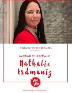 La Wowo de la semaine– NATHALIE ERDMANIS