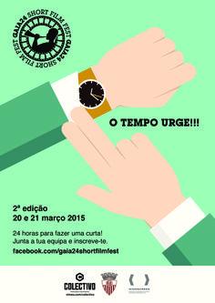 FESTIVAL DE CURTAS METRAGENS Local: Rua do telhado 265   4400-321 Vila Nova de Gaia