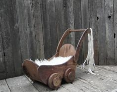 Woodsy Wonders Props & More — Hand made, gently distressed Photo Prop Carriage