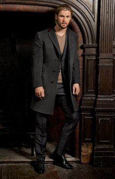 Chris Hemsworth in Prestige