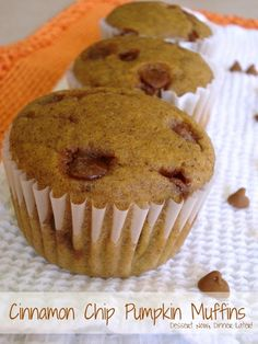 Share it! Here I go with the cinnamon chips again! This time I thought they would pair perfectly with a pumpkin spice muffin & they sure did! I love how versatile those cinnamon chips are. I know Thanksgiving is over, & some of you might be pumpkin-ed out, but if you are not, give these …